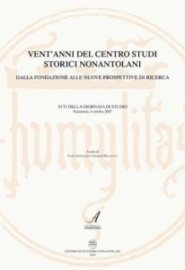 Centro studi storici Nonantola, Modena