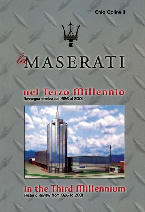 Libro - La MASERATI nel Terzo Millennio Maserati_sito