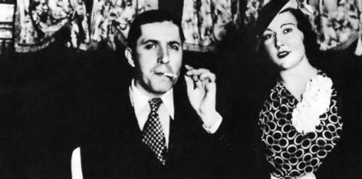 Carlos Gardel e Isabel Del Valle
