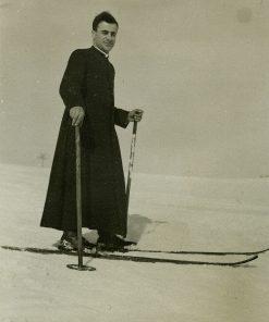 D. Mario sugli sci